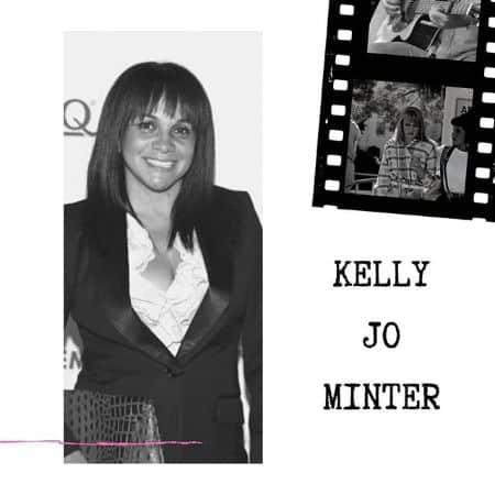 Kelly Jo Minter career