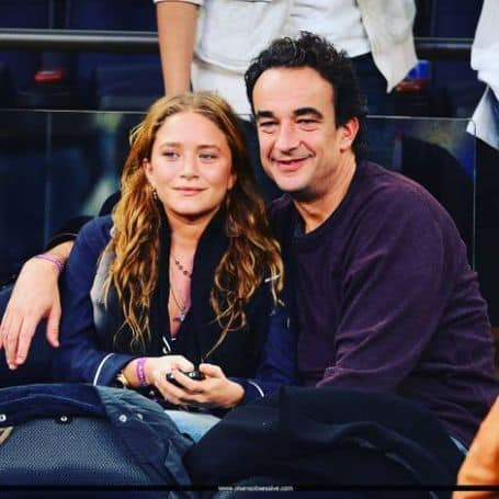 Mary Kate Olsen husband