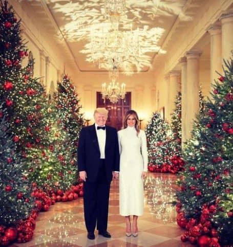 Melania Trump husband