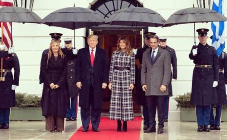 Melania Trump age, height, body, career, networth