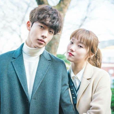 Nam Joo-Hyuk girlfriend
