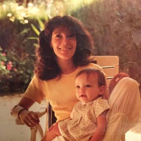 Roxane Mesquida mother