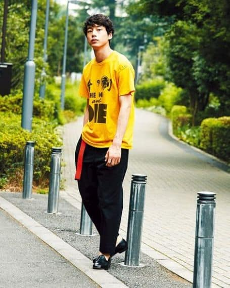 Sakaguchi Kentaro height