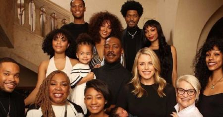 Shayne Audra Murphy family