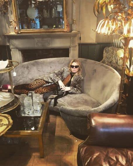 Theodora Richards net worth