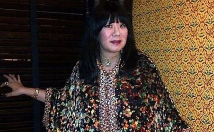 Anna Sui age, height, body, career