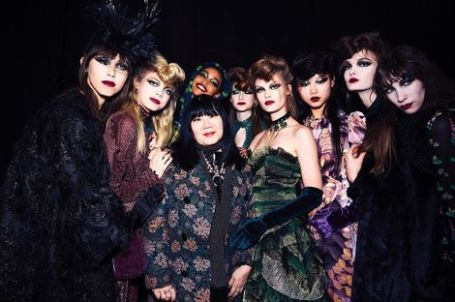 Anna Sui nationality