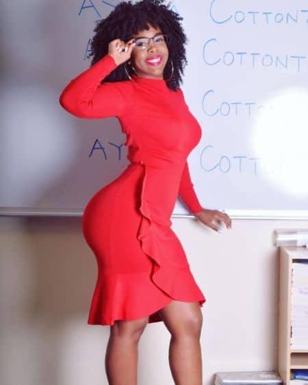 Ayisha Cottontail age