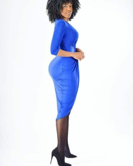 Ayisha Cottontail height