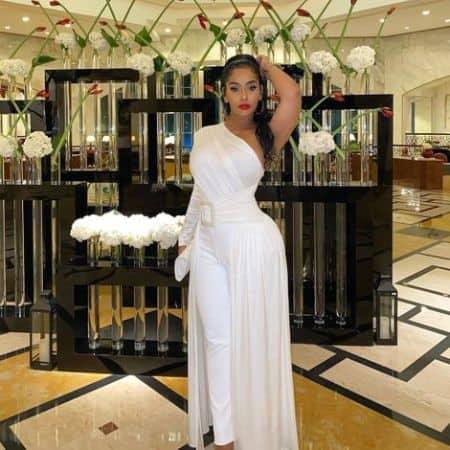 Ayisha Diaz height