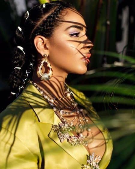 Ayisha Diaz age