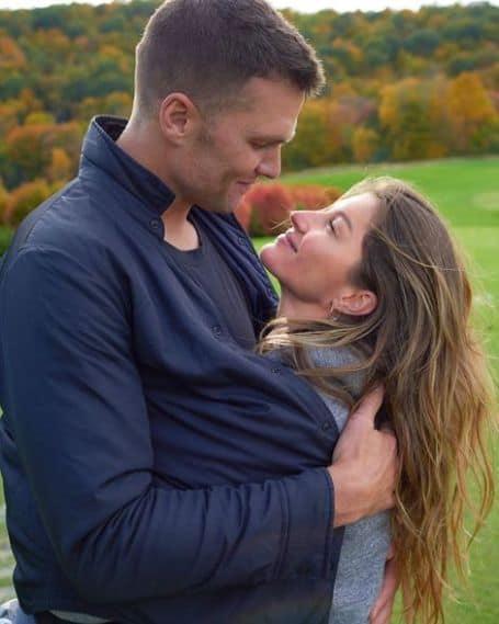 Gisele Bundchen and Tom Brady marriage