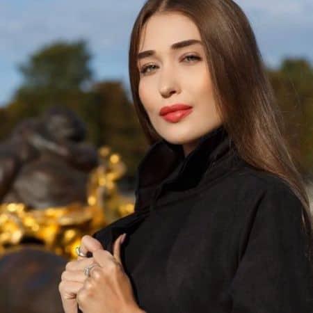 Kseniya Mikhaleva height