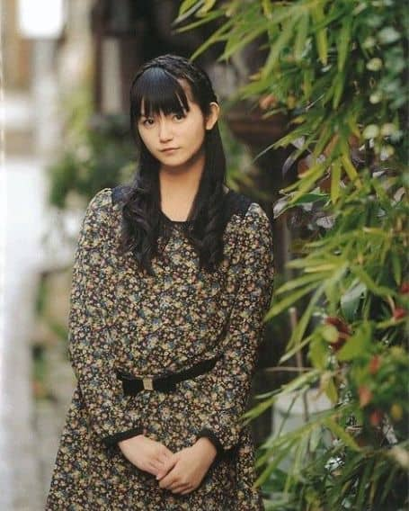 Suzuka Nakamoto age