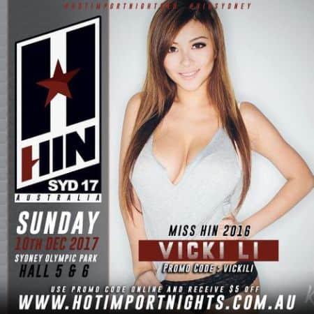 Vicki Li career