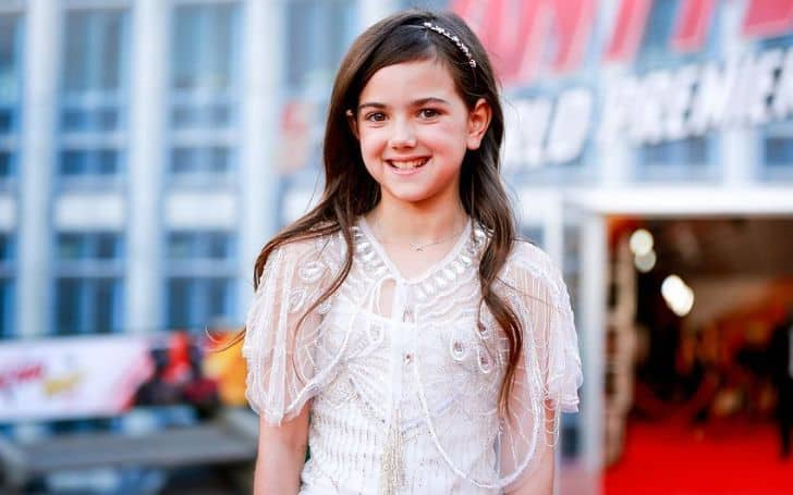 Abby Ryder Fortson age, career, parents