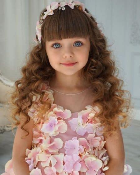 Anastasiya Knyazeva eyes