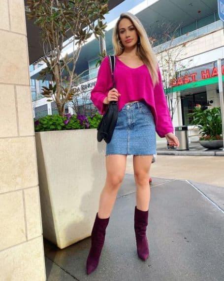 Daniella Rodriguez age
