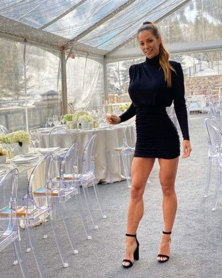Janna Breslin height