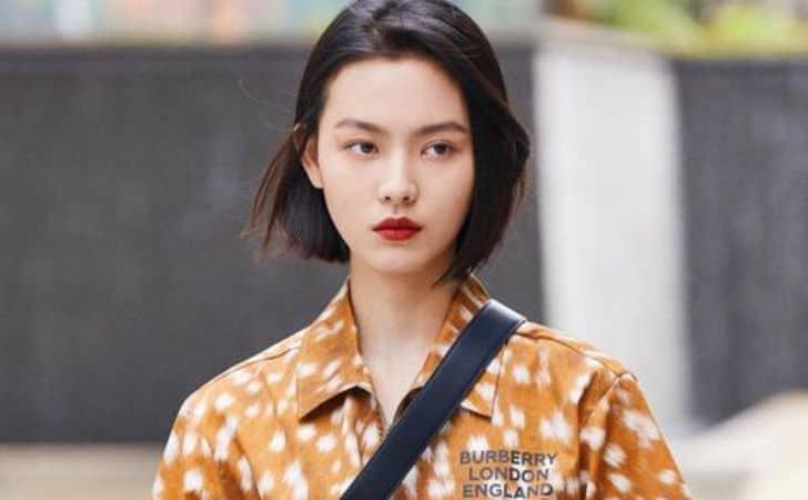 Jiali Zhao age, height, body