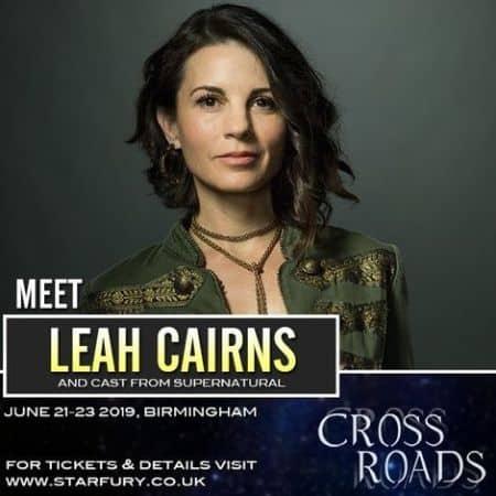 Leah Chairns net worth