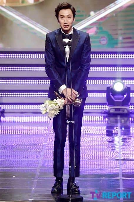 Lee Kwang Soo profession