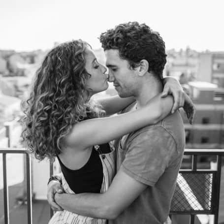 Maria Pedraza boyfriend