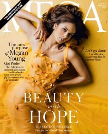 Megan Young career