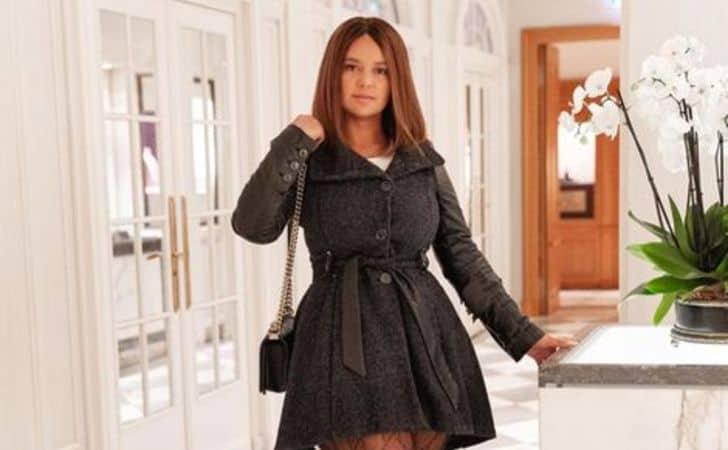 Pamela Alexandra age, height, body, career