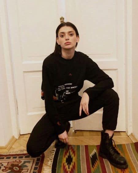Valeriia Karaman height