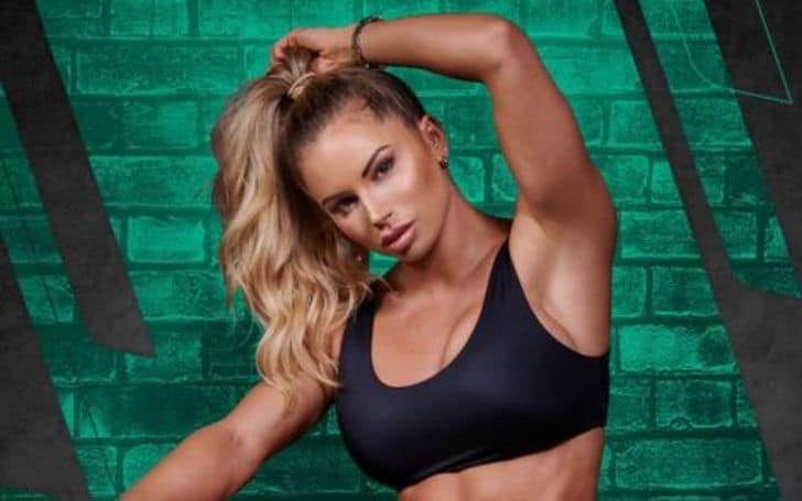 Amy Lee Summers age, height, career