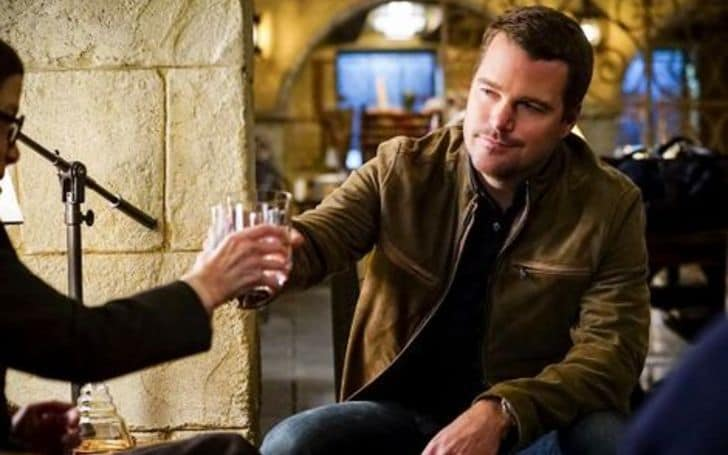 Chris O'Donnell age, height, body