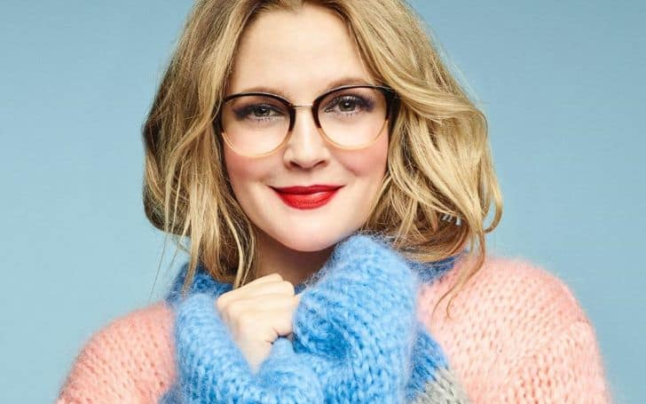 Drew Barrymore age, height, body, career