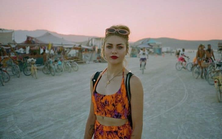 Frances Bean Cobain age,height, father