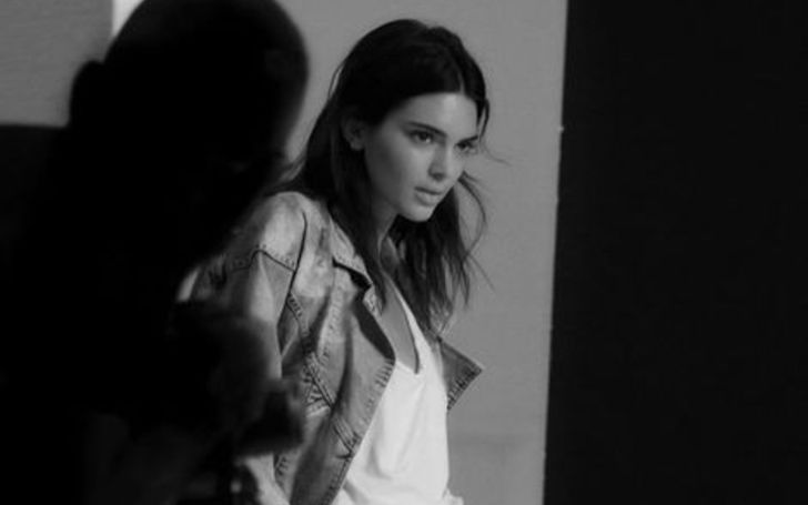 Kendall Jenner Comes Back After She Was Allegedly Accused of Photoshopping a Black Lives Matter Poster Into Photo Of Herself