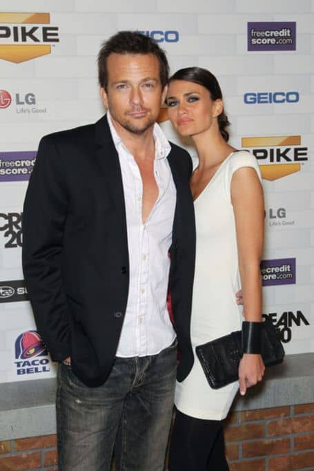 Lauren Michelle Hill husband