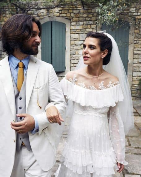 Charlotte Casiraghi husband