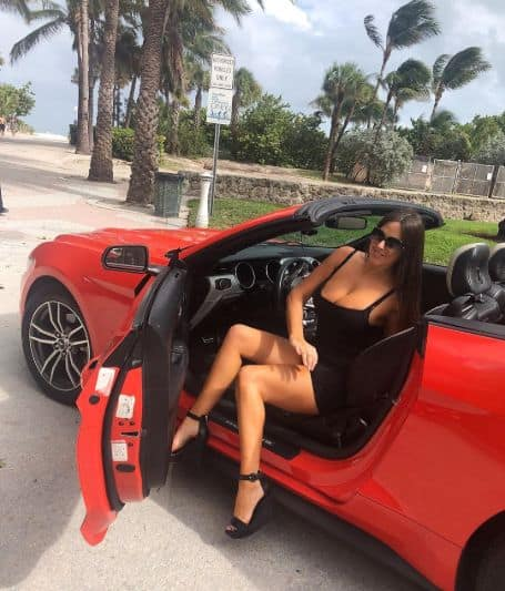 Claudia Romani net worth