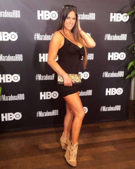 Claudia Romani height