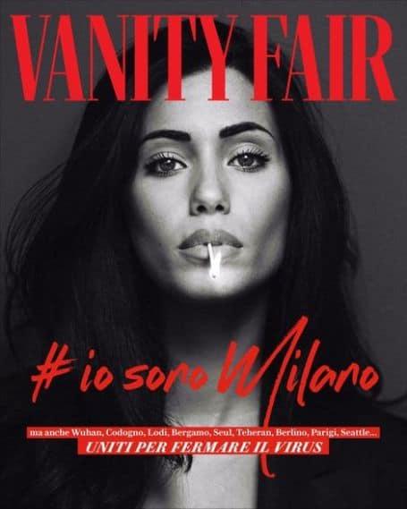 Federica Nargi magazine