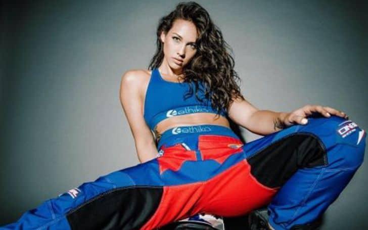 Kawa Andrade age, height, body, career