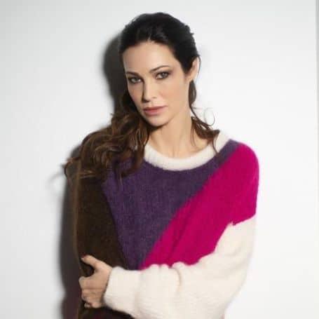 Manuela Arcuri height