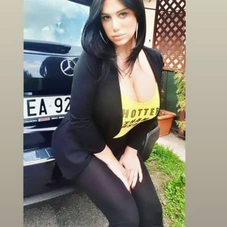 Marika Fruscio net worth