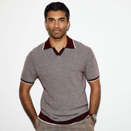 Nikesh Patel height