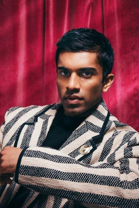 Nikesh Patel age