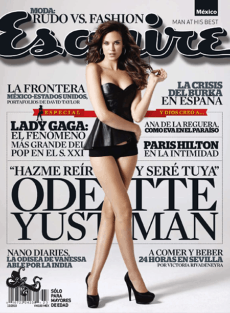 Odette Annable career