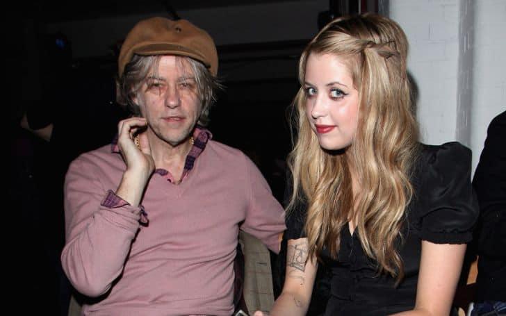 Peaches Geldof age, height