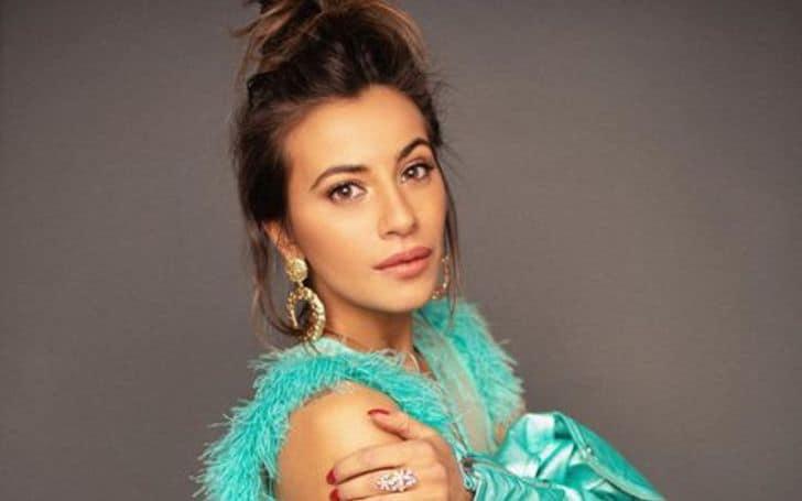 Romina Pierdomenico age, height, body, career