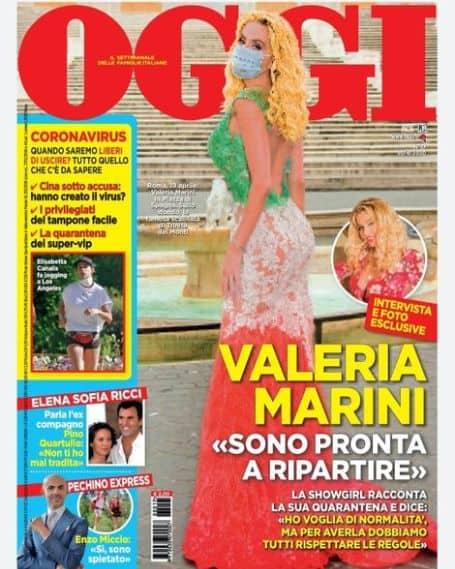 Valeria Marini nationality