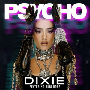 Cover of the ablum Psycho.